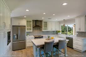 beautiful ivory kitchen cabinets home design