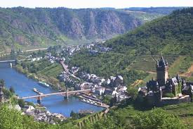moselle moselle beautiful motorcycle region moselle in germany moselle