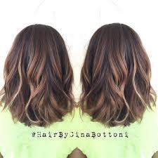 long bob hairstyles brunette summer 88 best balayage long bob images on pinterest hair ideas