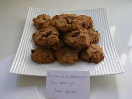 bien dans ma cuisine cookies chocolat châtaigne bien dans ma cuisine