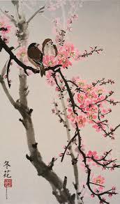drawn lovebird japanese bird pencil and in color drawn lovebird