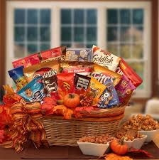 vegetarian gift basket a fall snack attack gift basket supreme gift baskets