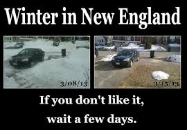 New England Memes - you know what they say about winter in new england memes