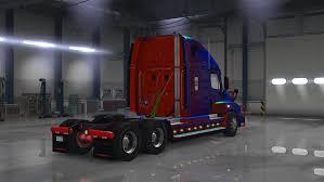 freightliner cascadia warning lights freightliner cascadia v 2 1 3 edited by solaris36 ats mods