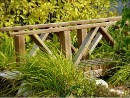 Rustic Landscaping Ideas by Rustic Landscaping Bridge Rustic Landscaping Ideas For A