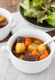 slow cooker beef u0026 root vegetable stew gluten free dairy free