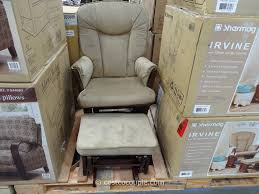 shermag glider and ottoman furnitures shermag rocker shermag glider rocker shermag glider