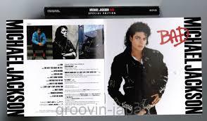Michael Jackson Bad Album Michael Jackson Bad Japan Cd Special Edition W Slip Case Obi
