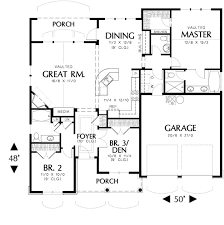 craftsman floorplans craftsman plan 1 580 square 3 bedrooms 2 5 bathrooms