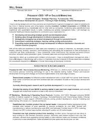 sample resume executive vice president fascinating sales operations resume examples on medical sales