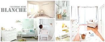 chambre enfant blanc chambre fille blanche chambre enfant blanche awesome chambre bebe