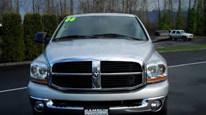 2006 dodge ram 2500 quad cab manual 4x4 silver art gamblin