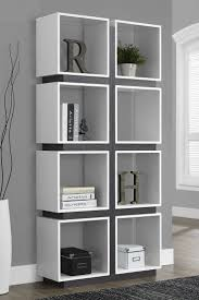 White Contemporary Bookcase by Best 25 Grey Office Ideas On Pinterest Travel Wallpaper