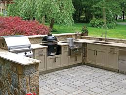 kitchen amusing out door kitchens outdoor kitchens pictures out door kitchens outdoor kitchen ideas for small spaces u shaped stone outdoor kitchen