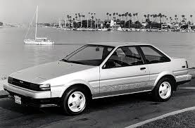85 toyota corolla 1985 toyota corolla gt s coupe cars today
