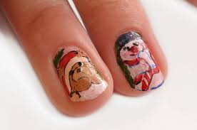 christmas nail art pictures