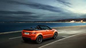 land rover evoque blue range rover evoque convertible munich rent