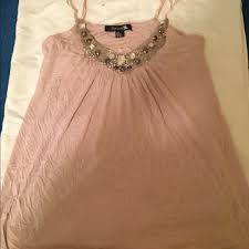 light pink tank top forever 21 pink jeweled forever 21 dress tank top 21st dresses jewel and comfy