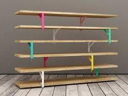 Wood Shelves Diy by 50 Creative Diy Bookshelf Ideas Ultimate Home Ideas