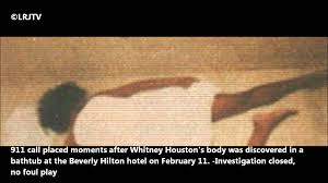 Whitney Houston Daughter Found In Bathtub Official Whitney Houston 911 Call Youtube