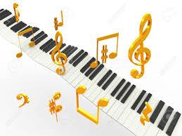 Piano Key Notes Piano Keyboard Stock Photos U0026 Pictures Royalty Free Piano