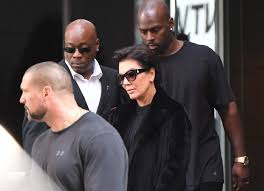 Kris Jenner Home by Kim Kardashian Back Home With Kanye West After Robbery Ordeal