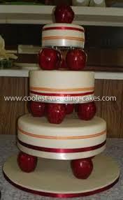 apple wedding cake wedding pinterest wedding cake weddings