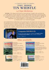 mckenna a complete guide to learning the tin whistle