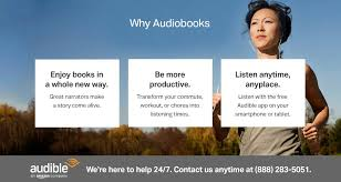 audio books from audible recommended summer reads