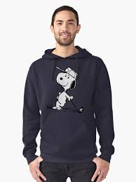 snoopy christmas sweatshirt snoopy golf pullover hoodies by rottenchester redbubble