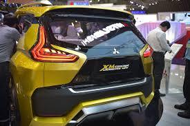 mitsubishi xm concept mitsubishi xm concept 2017 xe suv lai mpv trình làng tại việt nam