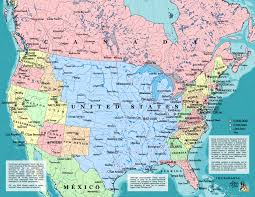 Realistic Map Of The World by The Most Realistic Balkanized Usa You U0027ve Ever Seen By