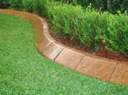 concrete garden edging ideas concrete garden edging dzuls