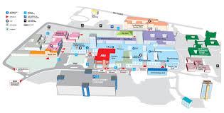 General Hospital Floor Plan Basildon University Hospital Print