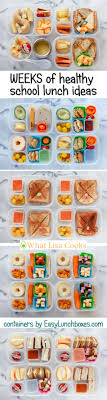 Dans La Cuisine De L Idée Du Week Lunch Ideas Week By Week Food Idée Lunch