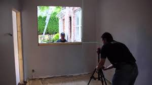 Level A House Leica Lino L2g How To Level A Window Installation Youtube
