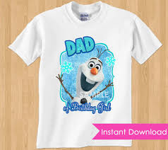 frozen tshirt transfer instant diy printable