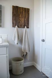 Diy Bathroom Remodel by Best 25 Diy Bathroom Towel Hooks Ideas On Pinterest Bathroom
