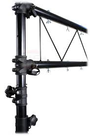amazon com dj light truss stand system by griffin i beam trussing