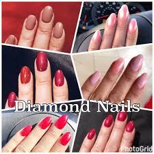 diamond nails 97 photos u0026 57 reviews nail salons 1611 durfee