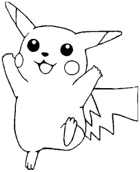 free cartoon pokemon coloring sheets kindergarten 23740