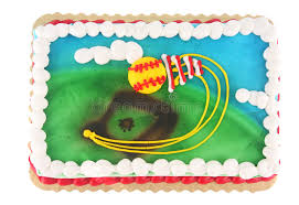 softball cake royalty free stock photos image 2544688