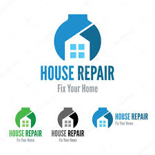 house construction company house repair maintenance u0026 construction company wrench house logo