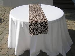 grey table runner wedding decoration zebra round tablecloth pink and grey table runner teal