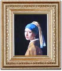 pearl earring painting ayuwara rakuten global market quot painting quot a pearl