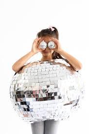 Disco Halloween Costume Disco Ball Costume Halloween Disco Ball Discos