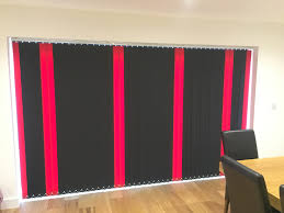 Pink Vertical Blinds Multi Coloured Vertical Blind Colourfulblinds Leicester