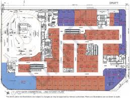 Shop Floor Plan Citygate Floor Plan City Gate Condo U0026 Shops Floor Plans
