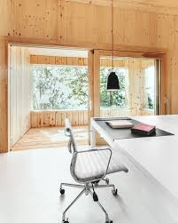 Studio House Dom Arquitectura Perches Energy Efficient Timber Cabin On The