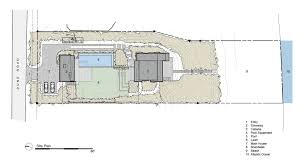 Pool Cabana Floor Plans Dune Road Residence By Stelle Architects Caandesign